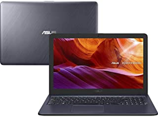 "Notebook Asus X543MA-GO594T Intel Celeron , 4GB RAM , 500GB , Tela de 15,6"" Windows 10 - Cinza Escuro"