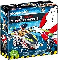 PLAYMOBIL Ghostbusters Stanz con Moto Voladora