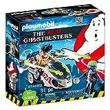 playmobil ghostbusters moto