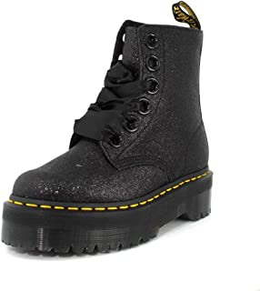 Dr. Martens Womens Molly Glitter Boot