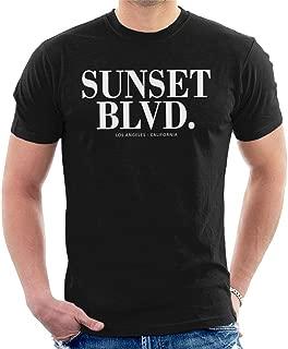 Sunset BLVD Men's T-Shirt