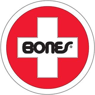 Bones Bearings Skateboard Swiss Round Ramp Sticker (Extra Large 16