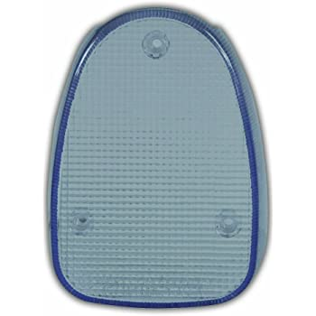 TZY-154-INT-S Smoke Integrated Tail Light Top Zone