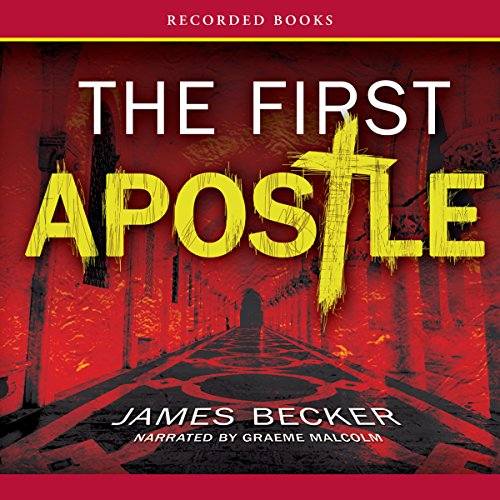 The First Apostle  By  cover art