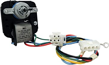 Supco SM4301 Evaporator Fan Motor Replaces Frigidaire 241854301, 1465278, 2331827, AH2331827