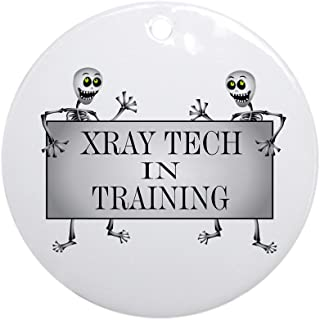 CafePress XRAY TECH in Training Ornament (Round) Round Holiday Christmas Ornament