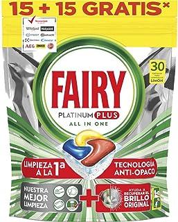 FAIRY LAVAVAJILL.CAPSULAS PLATINUM PLUS 15+15 LIMON R-3