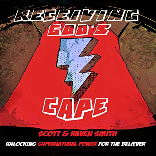 Receiving God's Cape cover art