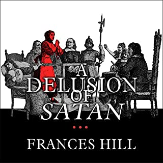 A Delusion of Satan audiobook cover art