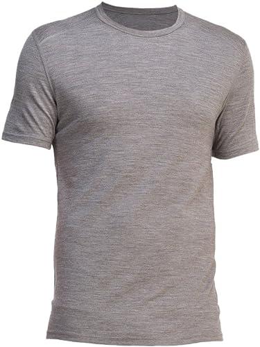 Icebreaker - T-shirt - Homme gris gris
