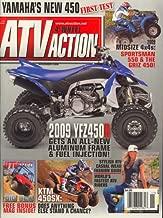 Atv 4 Wheel Action, November 2008 Issue