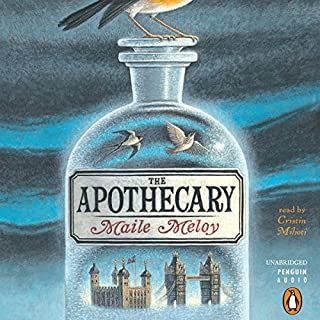 The Apothecary audiobook cover art