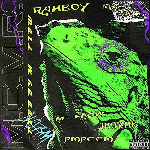 Rahboy feat. NICECNX, M-Flow, Jayrun & Pmpeem