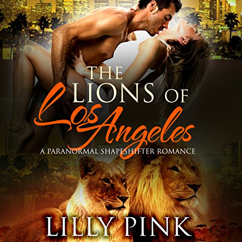 The Lions of Los Angeles audiobook cover art