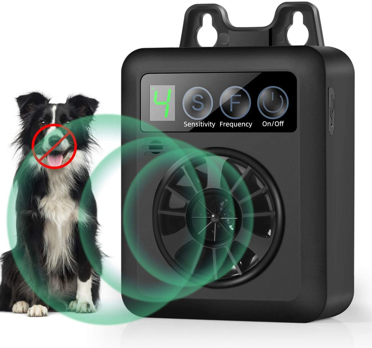 Anti Barking Device Upgraded Ranking TOP12 Mini Bark Control OFFicial mail order Effe with