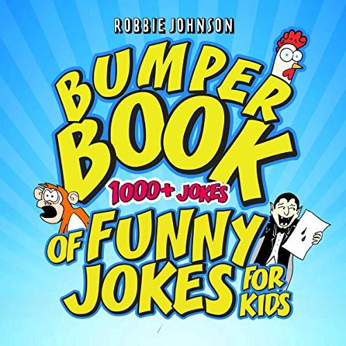 Bumper Book of Funny Jokes for Kids Titelbild