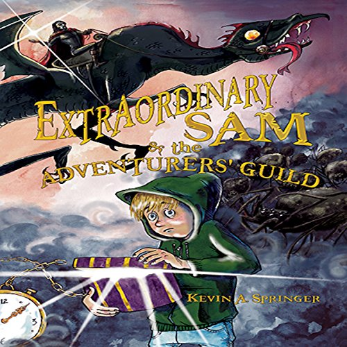 Extraordinary Sam and The Adventurers' Guild Titelbild