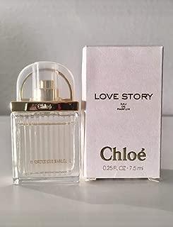 Chloe Love Story Eau De Parfum .25 Oz/7.5ml Splash Deluxe Sample Travel Mini NIB