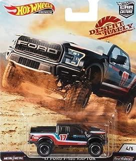 Hot Wheels Car Culture 17 Ford F-150 Raptor