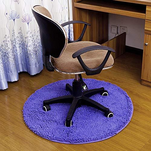 DelongKe Luxury tapijt, laagpolig, kruipmatten voor woonkamer, slaapkamer, indoor slipvast tapijt, yogamat