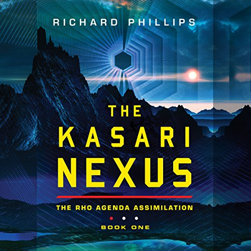 The Kasari Nexus audiobook cover art