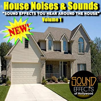 House Noises & Sounds - Sound Effects You Hear Around The House - Volume 1
