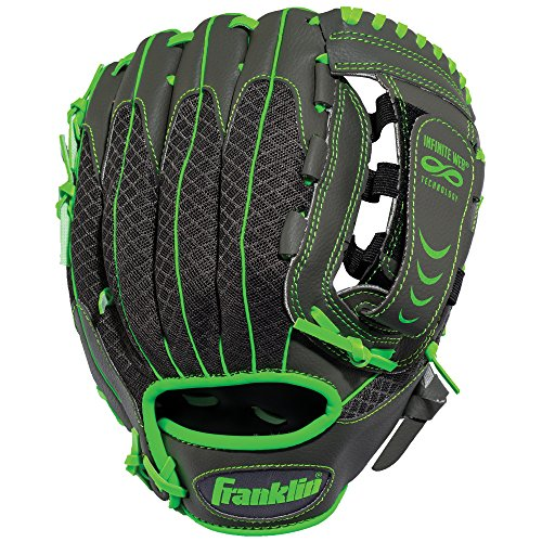 Franklin Sports Teeball Infinite Web/Shok-Sorb Combo Series Fielding Left Hand