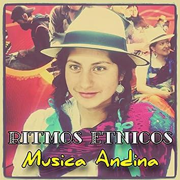 Ritmos Etnicos - Musica Andina