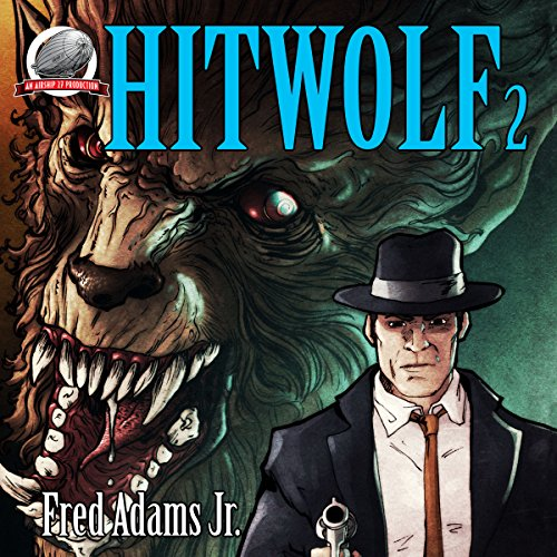 Hitwolf, Volume 2 cover art