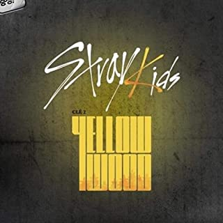 Stray Kids - Clé 2 : Yellow Wood [Limited ver.] (Special Album) CD+Photobook+3Photocards+Unit Photocards+Sticker+Pre-Order...