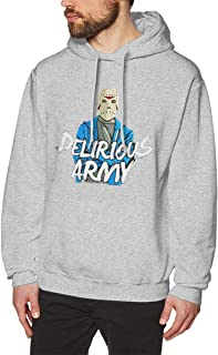 Men's Long Sleeve H20 Delirious Army Classic Jogging Sweater