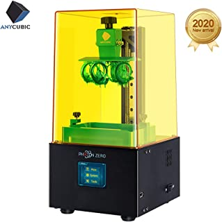 ANYCUBIC Photon Zero UV Impresora 3D LCD Fotocurado Tamaño