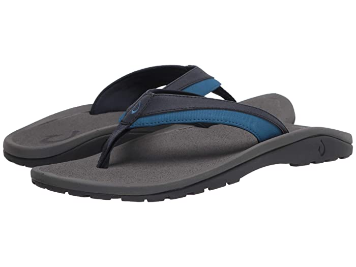 'Ohana Koa  Shoes (Trench Blue/Stone) Men's Sandals