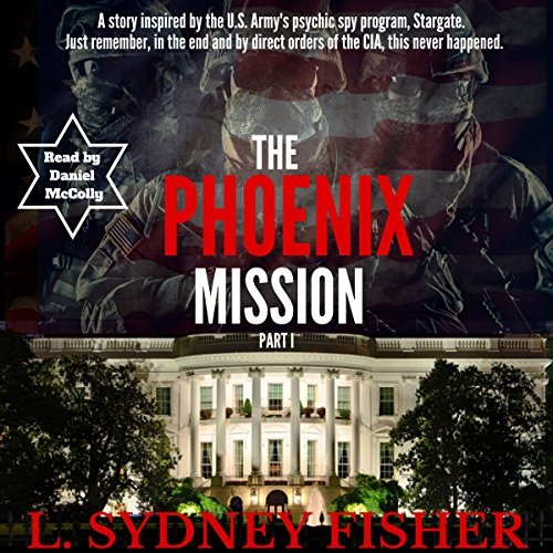 The Phoenix Mission audiobook cover art