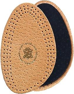 Kaps Halfix Half Insoles - Comfortable Premium Tan Leather & Latex