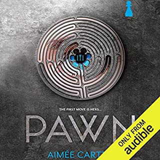 Pawn                   By:                                                                                                                                 Aimee Carter                               Narrated by:                                                                                                                                 Lameece Issaq                      Length: 8 hrs and 2 mins     514 ratings     Overall 4.0