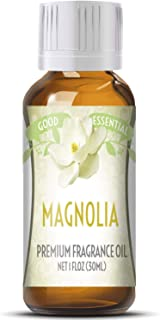 Magnolia Scented Oil by Good Essential (Huge 1oz Bottle - Premium Grade Fragrance Oil) - Perfect for Aromatherapy, Soaps, ...