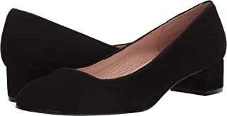 French Sole Women's Dukemu Block Kitten Heel