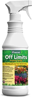 NaturVet – Off Limits Training Spray – Deters Pets From Desired Areas – Unique Combination of Herbal Extracts Pets Find Unpleasant – 32 oz