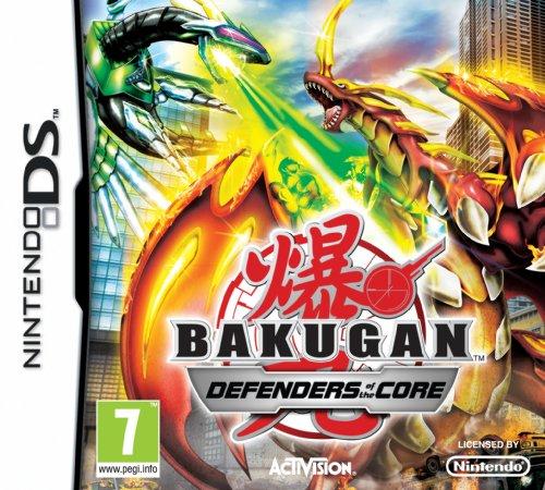 Bakugan Battle Brawlers: Defender of the Core (Nintendo DS) [Edizione: Regno Unito]