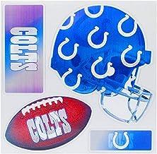 NFL Indianapolis Colts ثلاثي الأبعاد مغناطيس متعدد الأبعاد