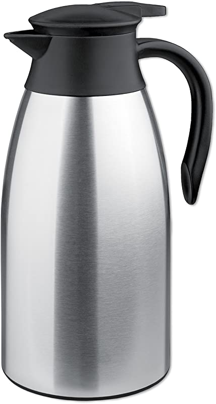 Isosteel Tableline Va 9350k 68oz Vacuum Carafe Brushed Surface