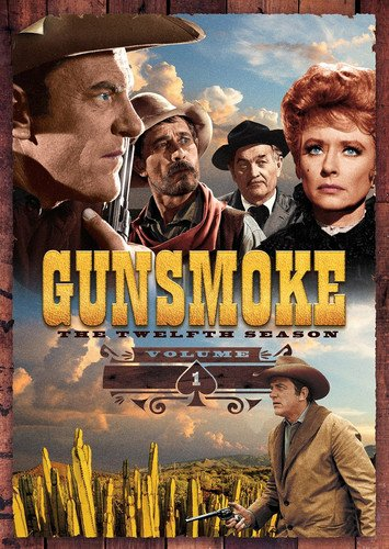 Gunsmoke - The 12th Season, Vol. 1 [RC 1]
