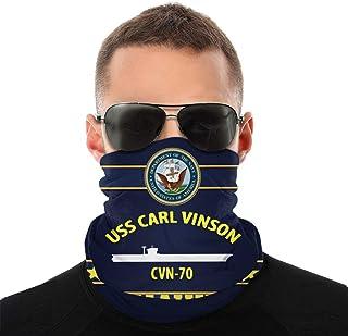 Nother USS Carl Vinson Cvn70 Anime män utomhus multifunktionell variation huvudscarf vindtät ansiktsmask