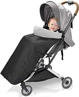 Baby Decke für Kinderwagen und Buggy Universal Baby Fußsack winter für Sportwagen & Jogger wasserabweisende Outdoor Beindecke