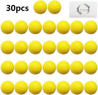 Smartlife15 Practice Golf Balls, Foam Sponge Soft Elastic Golf Balls, Indoor Outdoor Golf Training Aid Balls