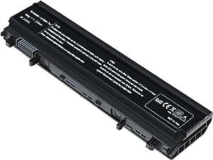E5440 E5540 VV0NF Laptop Battery Replacement for Dell Latitude 14 15 5000 0WGCW6 N5YH9 VVONF VJXMC TU211 NVWGM 9TJ2J 7W6K0 WGCW6 451-BBIE 451-BBID 3K7J7 Standard Rechargeable 5200mAh Li-ion Battery