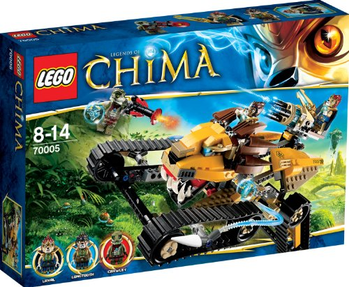 LEGO Legends of Chima 70005 - Lavals Löwen-Quad