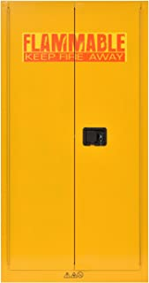 Sandusky Lee SC600F Flammable Liquid Safety Storage Cabinet 60 gal, 65