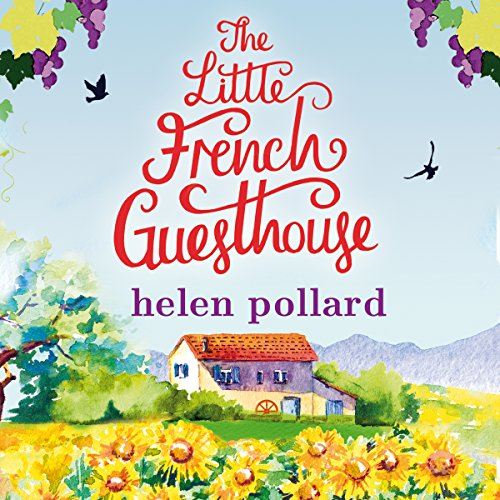 The Little French Guesthouse audiobook cover art